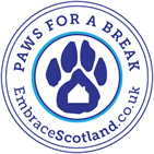 Paws For A Break Logo